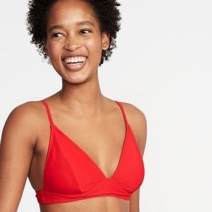 ⭐️2 for $20⭐️ Brand new old navy red swim top